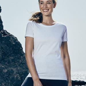 Prodomo Women`s Slim Fit T-Shirt