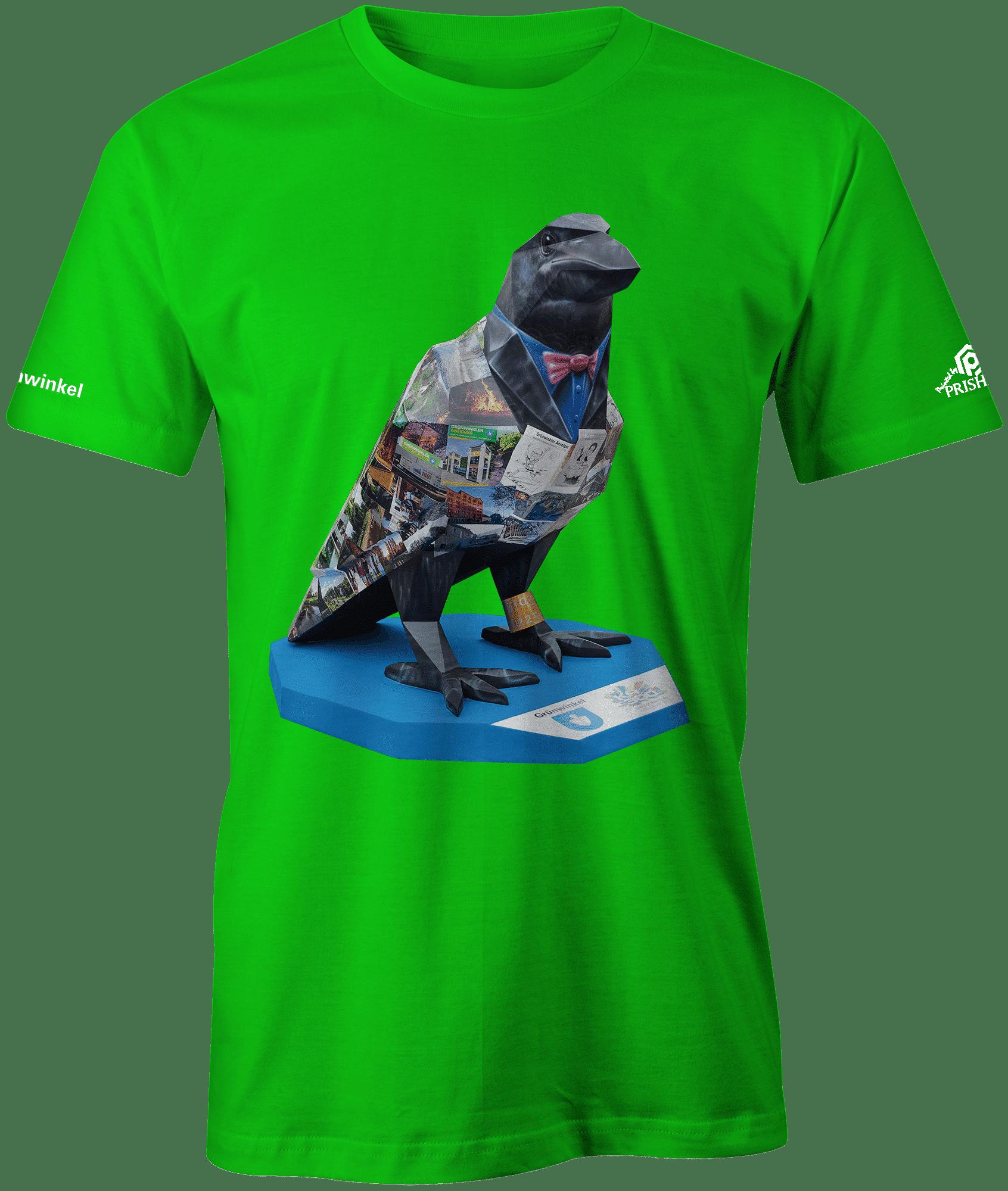 Grünwinkler Krähen-Shirt
