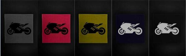 Textildruck Tshirts bedrucken lassen Bandana Motorrad