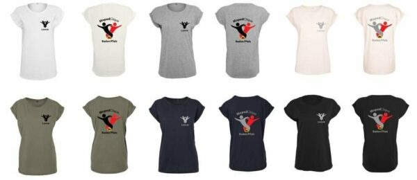 Textildruck Tshirts bedrucken lassen Damen Oversize Übersicht