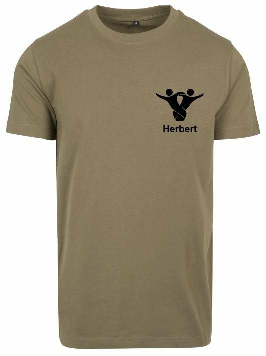 Textildruck Tshirts bedrucken lassen Shirt Olive
